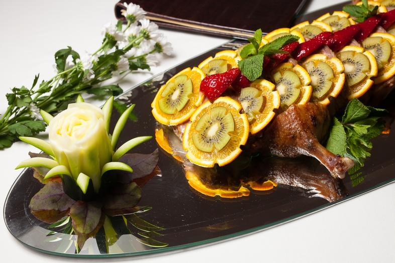 Банкетные блюда на юбилейы